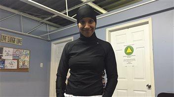 «Je ne peux pas m'imaginer faire du jiu-jitsu sans hijab», dit une Sudburoise