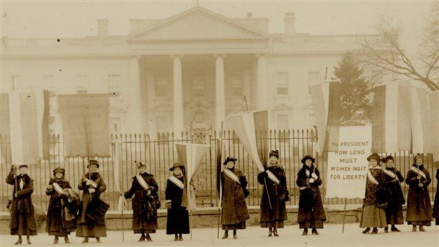 La longue ascension des Américaines vers le pouvoir
