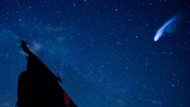 Les bons plans pour ne rien rater du spectacle — Pluie d'étoiles filantes