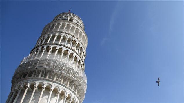 La tour de pise dans la mire d 39 un pr sum djihadiste ici radio - La tour de pise se redresse ...