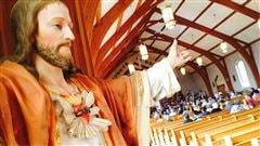 L'église de Saint-Justin met l'ensemble de ses biens aux enchères