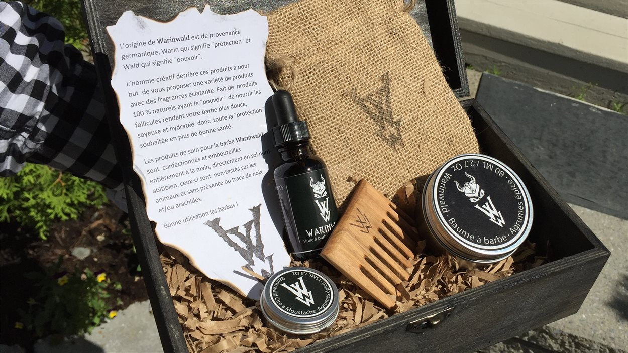 warinwald des produits naturels d 39 entretien de la barbe fabriqu s malartic en abitibi ici. Black Bedroom Furniture Sets. Home Design Ideas