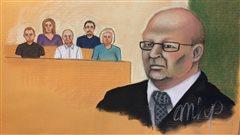 Procès Bain: les jurés ne sont toujours pas parvenus à un verdict