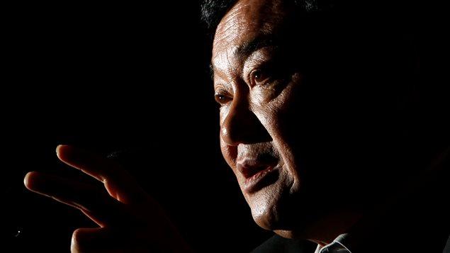 L'ancien premier ministre de la Thaïlande en exil, Thaksin Shinawatra