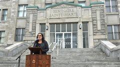 Une première femme à la tête du Séminaire Sainte-Marie de Shawinigan