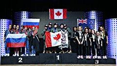 La troupe T.eenager de Granby remporte le World Hip Hop Dance Championship à Las Vegas