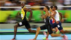 Courir comme Usain Bolt