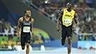 Andre De Grasse et Usain Bolt : rivaux et complices (2016-08-18)