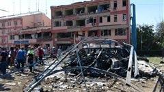 Des attentats font au moins 12 morts en quelques heures enTurquie