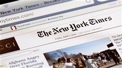 Le <i>New York Times</i> passe à la réalité virtuelle