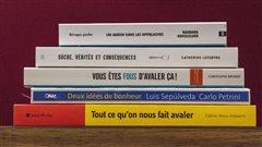 Des livres pour se méfier de l'industrie alimentaire