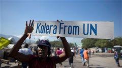 L'ONU reconnaît son rôle dans l'introduction du choléra en Haïti