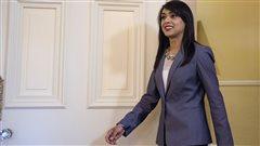 Bardish Chagger, nouvelle leader en Chambre pour le gouvernement Trudeau