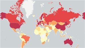 Quels sont les pays les plus médaillés de l'histoire des JO? La réponse en cartes