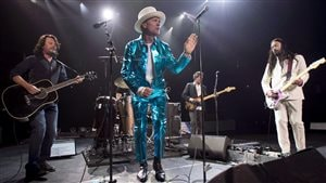 La tournée de Tragically Hip place le groupe devant Justin Bieber et Rihanna