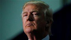 Trump réfute les allégations de racisme
