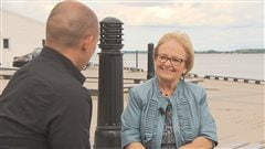 Colette Roy-Laroche au Congrès mondial sur la résilience à Trois-Rivières