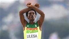 Aucunes représailles pour le geste politique deFeyisa Lilesa