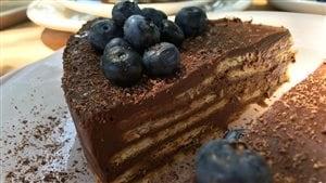 Gâteau aux biscuits Maria