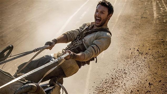 Une scène du film « Ben-Hur »