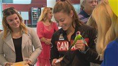 Retour des athlètes olympiques à Québec: gloire, déception et nouveaux projets