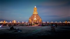 Burning Man et Black Rock City : trente ans plus tard