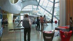 Les plus grandes oeuvres pour l'atrium du Musée des beaux-arts de l'Alberta