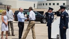 Obama en Louisiane pour visiter les zones inondées