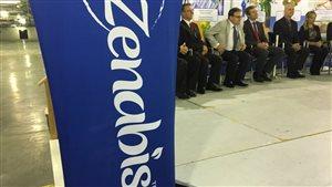 Fredericton a annoncé un prêt de 4 millions de dollars au projet d'usine médicinale de Zenabis, à Atholville.