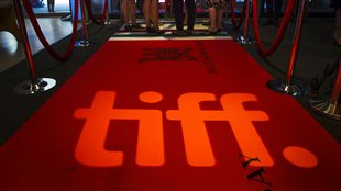 Le tapis rouge du Festival International du Film de Toronto (archives)