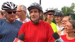 Denis Lemieux veut faire de Saguenay la capitale des saines habitudes de vie