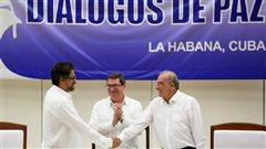 Accord de paix «définitif» entre la Colombie et les FARC