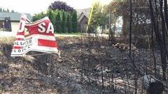 Feu de forêt : les résidents évacués près de West Kelowna peuvent rentrer chez eux