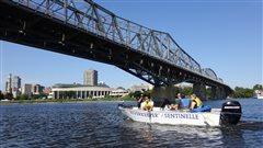 Une étude sur la pollution des microplastiques dans la rivièredesOutaouais