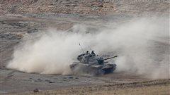 La Turquie lance ses chars contre le bastion islamiste de Jarablos