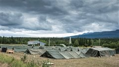 Opération Nanook au Yukon: simulation d'un séisme