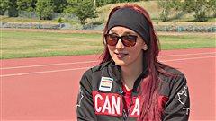 Jeux paralympiques : l'athlète néo-écossaise Pamela Lejean se rend à Rio optimiste