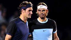 Roger Federer et Rafael Nadal veulent jouer ensemble en double à la Coupe Laver