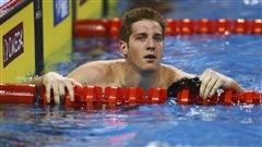 Après Ryan Lochte, le nageur américain James Feigen s'excuse