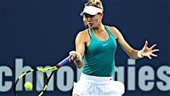 Bouchard sortie par Kvitova à New Haven