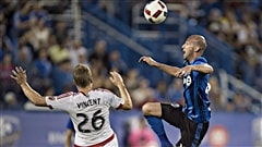 L'Impact et le D.C. United font match nul