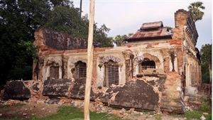 Une soixantaine de pagodes célèbres de Bagan ont été endommagées.