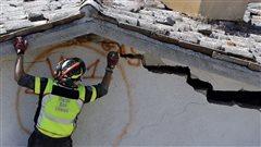 Le bilan des morts du séisme en Italie ne cesse d'augmenter