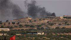 Syrie :les rebelles soutenus par la Turquie reprennent Jarablos