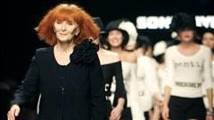 Le legs de la couturière et créatrice française Sonia Rykiel