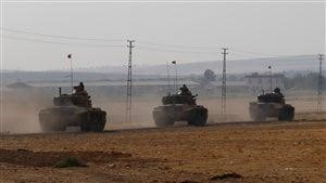Pourquoi l'armée turque entre-t-elle en Syrie maintenant?