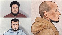 Trois hommes d'Ottawa plaident coupables à des accusations de terrorisme