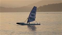 Un voilier robotisé effectue une traversée de l'Atlantique