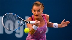 Radwanska rejoint Svitolina en finale à New Haven