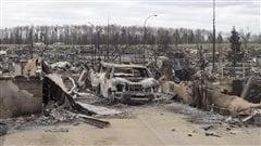 De simples gestes auraient pu éviter la destruction de maisons à Fort McMurray